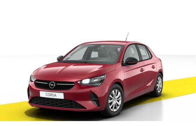 Lagerfahrzeug Opel Corsa - F 1.2 75 Edition Lane Temp Spur Klima