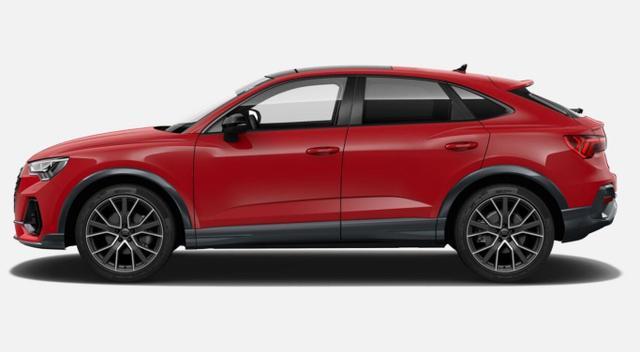 Audi Q3 - Sportback 35 TFSI 150 LED MMI+ LM-17Z Klima