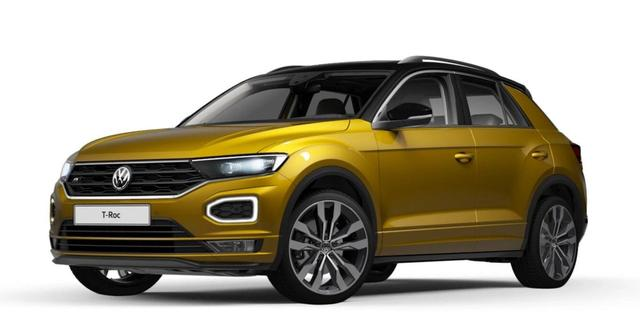 Volkswagen T-Roc - 1.5 TSI 150 Style LED ACC LM-16Z PDC