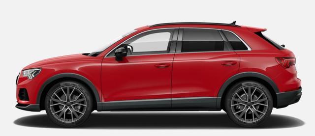 Audi Q3 - 35 TFSI 150 S-tronic LED MMI+ 17Z Klima