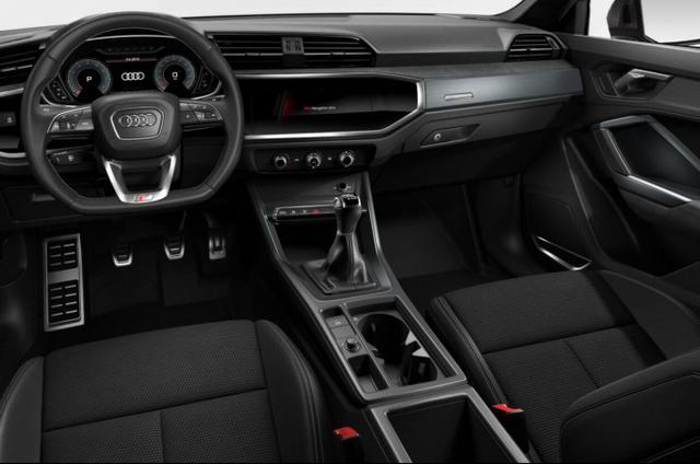 Audi Q3 Sportback 35 TFSI 150 S-tronic LED MMI+