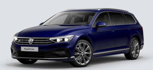 Volkswagen Passat - Variant 2.0 TDI 150 DSG LED Temp PreCrash