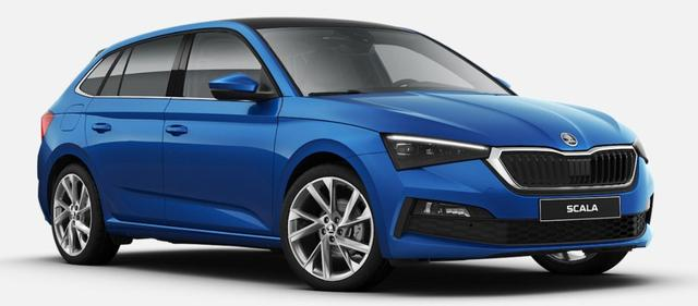 Skoda Scala - 1.0 TSI 110 Ambition LED PDC LaneAss
