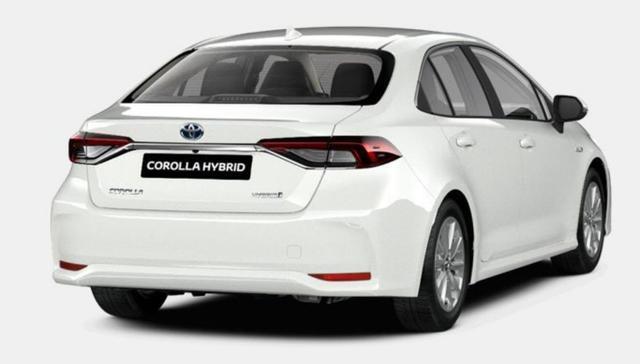Toyota Corolla - Lim. 1.8 Hybrid 122 Comfort Nav LED