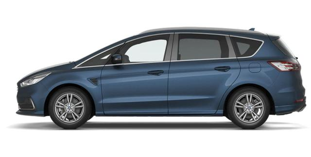 Ford S-MAX - 1.5 EcoBoost 165 Titanium 7S Nav SHZ