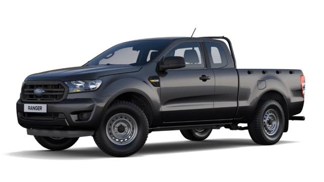 Vorlauffahrzeug Ford Ranger - TDCi 170 4x4 XL Extra-Cab AHK LoadProtect