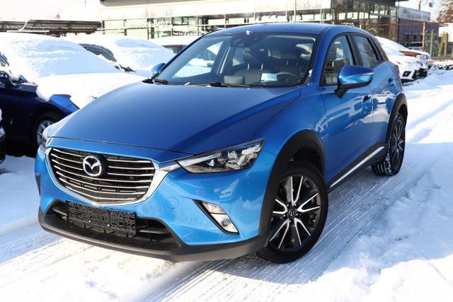 Gebrauchtfahrzeug Mazda CX-3 - 2.0 SKYACTIV-G Sports-Line Nav SHZ HUD