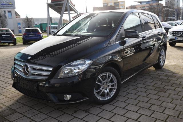 Gebrauchtfahrzeug Mercedes-Benz B-Klasse - B 200 CDI Leder Nav ParkA 16Z SHZ ChromP SitzP