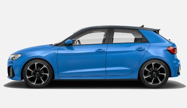 Audi A1 Sportback - 35 TFSI 150 S tronic line MMI