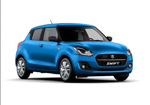 Vorlauffahrzeug Suzuki Swift - 1.2 83 CVT SHVS Comf. LED ACC 16Z Kam