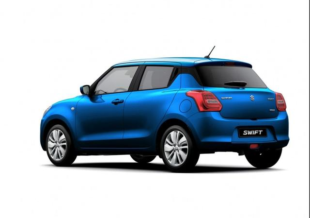 Suzuki Swift - 1.2 83 CVT SHVS Comf. LED ACC 16Z Kam