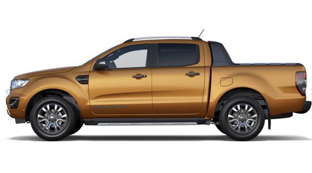 Ford Ranger - 213 4x4 Wildtrak DK ParkA AHK ACC Nav