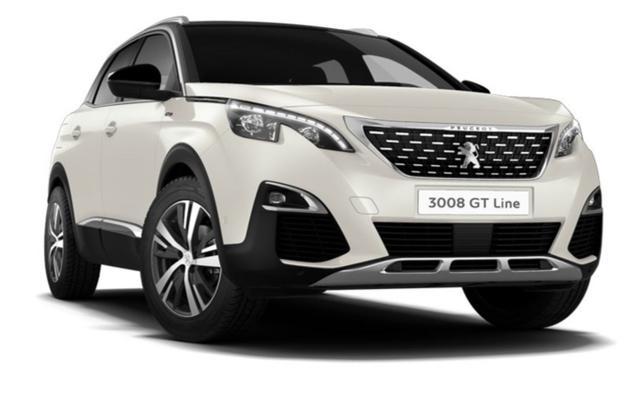 Peugeot 3008 - 1.5 BlueHDi 130 Aut GT-Line LED 18Z Kam