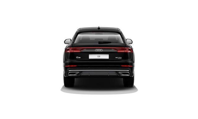 Audi Q8 50 TDI 286 quattro MatrixLED Leder 21Z Nav