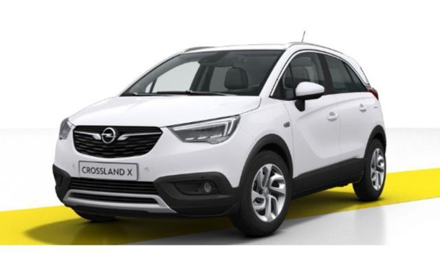 Lagerfahrzeug Opel Crossland X - 1.2 Elite 130 LED PDC KAM NSW