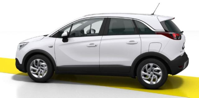 Opel Crossland X - 1.2 Elite 130 LED PDC KAM NSW