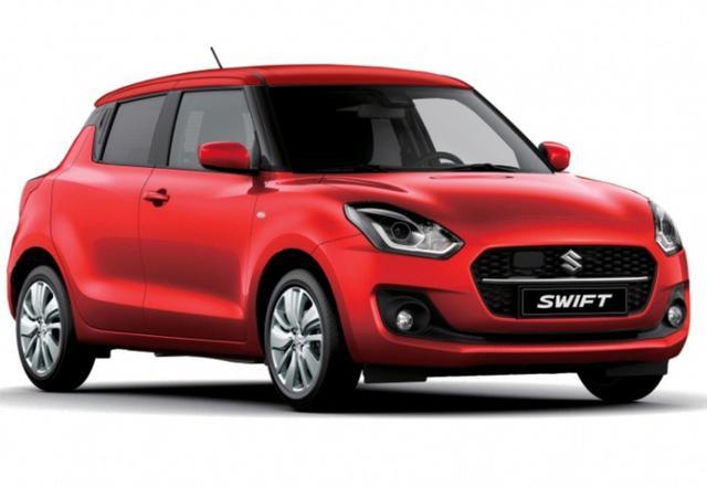 Suzuki Swift - 1.2 83 SHVS Comf.+ LED ACC Nav Kam FernlA