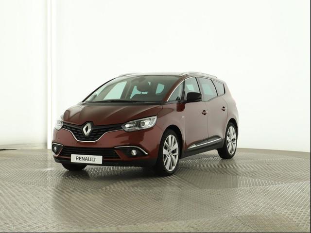 Gebrauchtfahrzeug Renault Grand Scenic - IV 1.7 dCi 120 LimDeluxe Nav SHZ