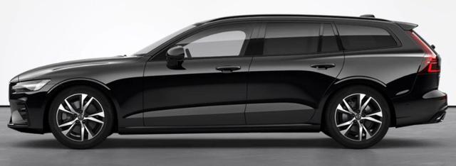 Volvo V60 - B4 D R-Design LED Nav ParkP Winter PrivG 18Z Vorlauffahrzeug