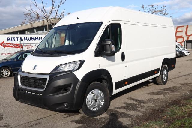 Lagerfahrzeug Peugeot Boxer - 435 2.2 165 L4H2 KomfortP Klimaa Bluetooth