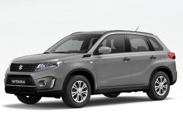 Suzuki Vitara - 1.4 Hybrid 129 LED Klimaaut. ACC MFL