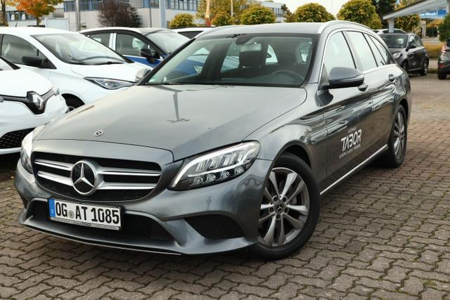 Mercedes-Benz C-Klasse - C 220d T Sport Avantgarde LED Nav EHK Kam