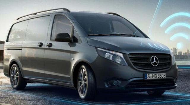 Gebrauchtfahrzeug Mercedes-Benz Vito - Tourer 114 CDI Pro Lang 3,1t 9-S ParkP