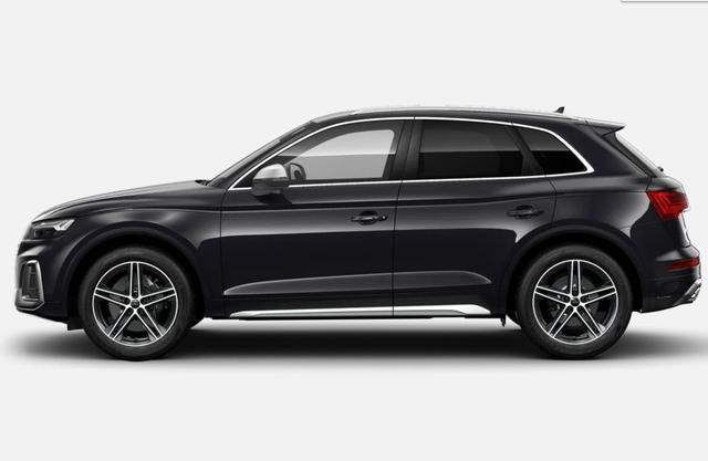 Audi SQ5 - TDI quattro 341 Tiptronic Pano Matrix