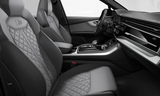 Audi SQ7 TFSI 507 quattro Tronic Matrix Leder