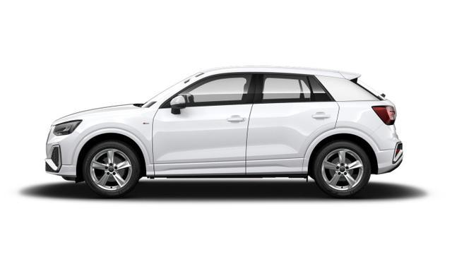 Audi Q2 35 TFSI 150 S Tronic Line LED eHK Kam