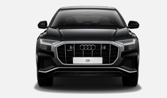 Audi Q8 - 55 TFSI quattro tiptr S lineSport Pano