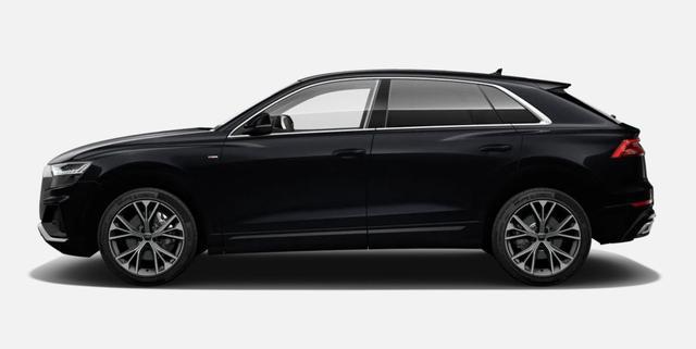 Audi Q8 55 TFSI quattro tiptr S lineSport Pano