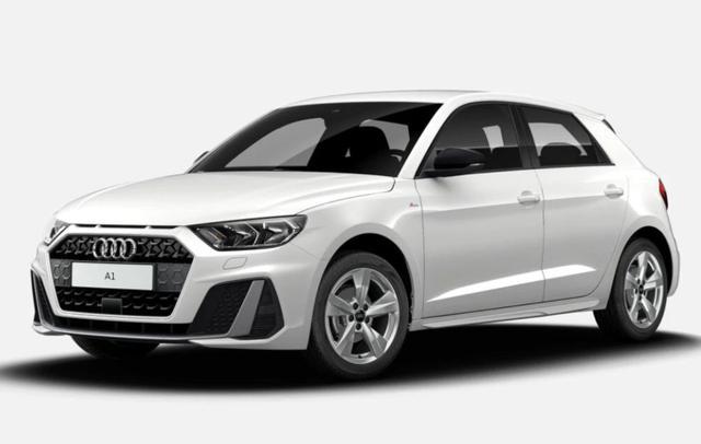 Audi A1 Sportback - 30 TFSI 110 STronic SLine ViCo+