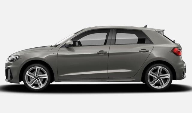 Audi A1 Sportback - 35 TFSI 150 STronic SLine ViCo+