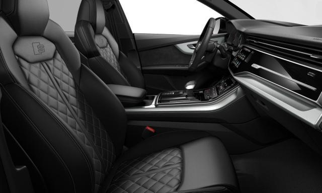Audi SQ8 - TFSI 507 quattro Leder PanoD Matrix Kam Nav+