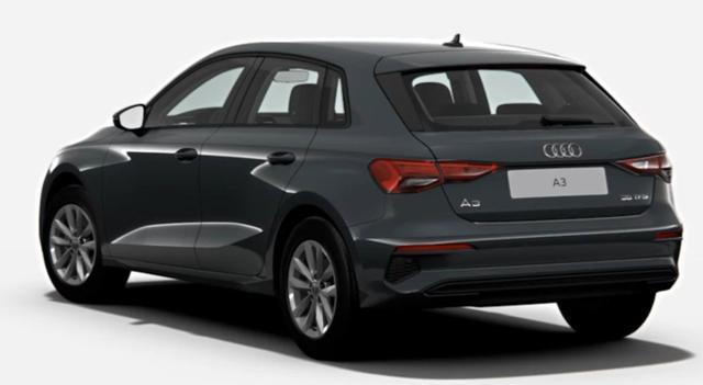 Audi A3 Sportback 35 TFSI 150 S-tronic LED Nav+