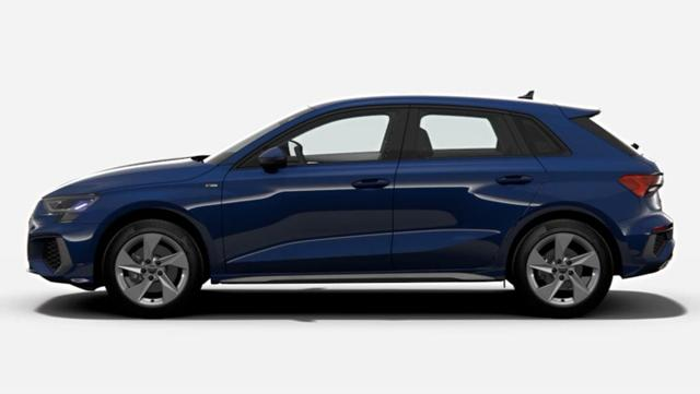 Audi A3 Sportback - 35 TFSI 150 S-tronic S Line LED