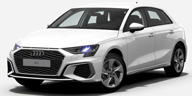 Vorlauffahrzeug Audi A3 Sportback - 35 TFSI 150 S line LED Nav