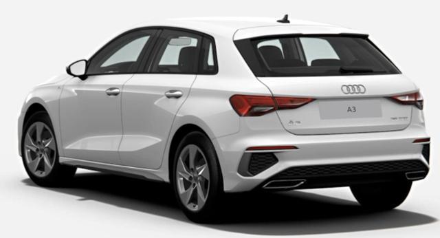 Audi A3 Sportback 35 TFSI 150 S line LED Nav+