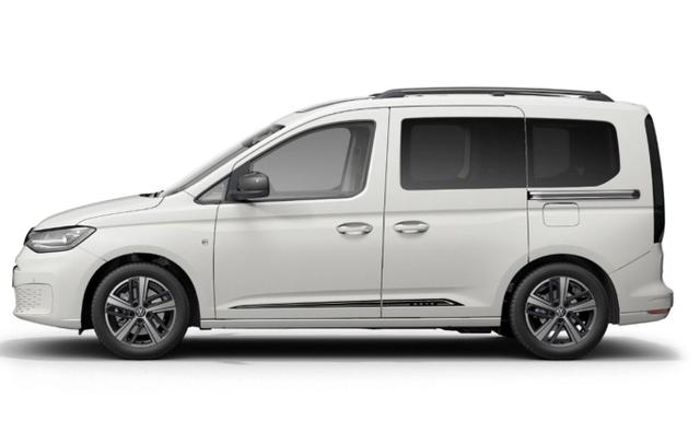 Volkswagen Caddy - 2.0 TDI 122Move LED Pano Nav SHZ Klimaaut