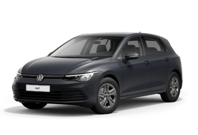 Volkswagen Golf - VIII 1.5 TSI 130 Life LED AppC SHZ 4J.Gar.