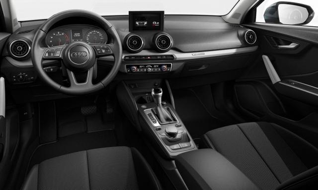 Audi Q2 35 TFSI 150 S Tronic LED eHK Kam PDC+ SHZ