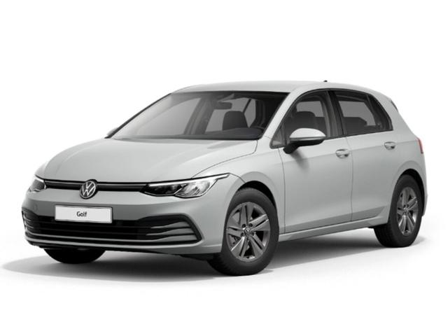 Volkswagen Golf - VIII 1.0 eTSI 110 DSG Life LED AppC SHZ