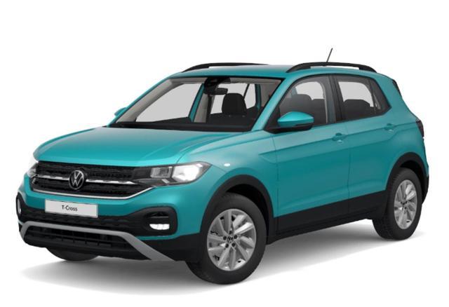 Volkswagen T-Cross - 1.0 TSI 110 Life AppCo PDC SHZ MFL LM16Z