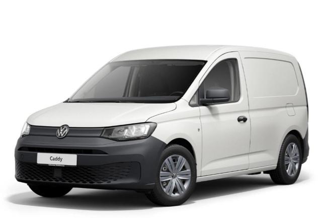 Volkswagen Caddy - Cargo 2.0 TDI 122 Klima BT Radio S&S