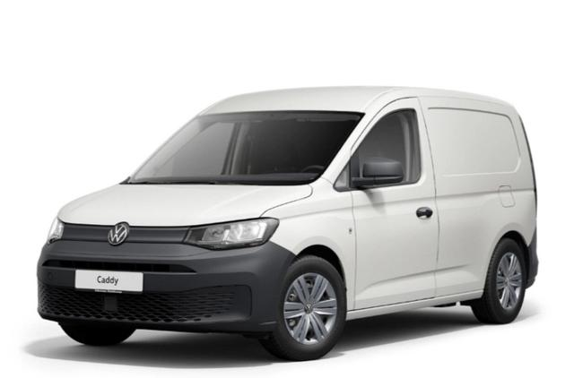 Volkswagen Caddy - Cargo 2.0 TDI 122 DSG Klima PDC MFL BT