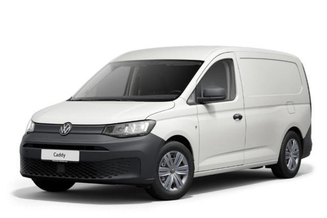 Volkswagen Caddy - Cargo Maxi 2.0 TDI 102 Klima BT Radio