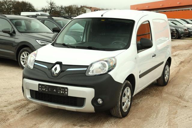 Gebrauchtfahrzeug Renault Kangoo - Z.E. 2-Sitzer PDC Klang&Klima Klima BT