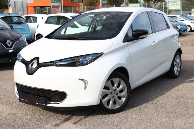 Gebrauchtfahrzeug Renault ZOE - Intens R240 3DSound Nav PDC Temp Kam