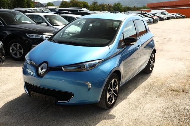 Gebrauchtfahrzeug Renault ZOE - Intens R400 Nav SHZ PDC Keyless DAB